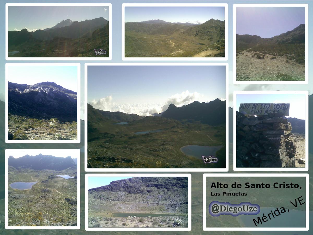 Alto de Santo Cristo en Las Piñuelas #ExplorandoRutasEnMéridaVE