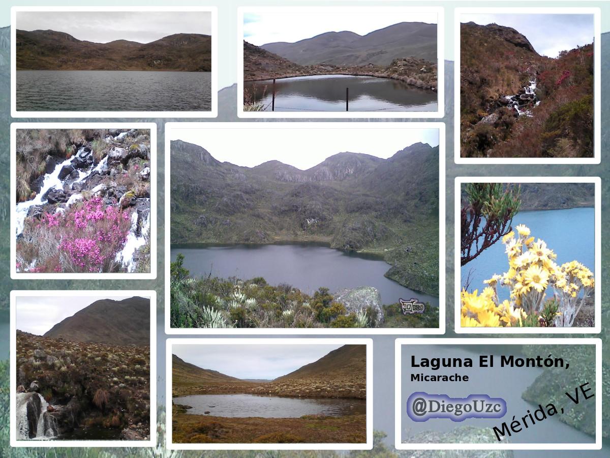 Laguna El Montón en Micarache #ExplorandoRutasEnMéridaVE