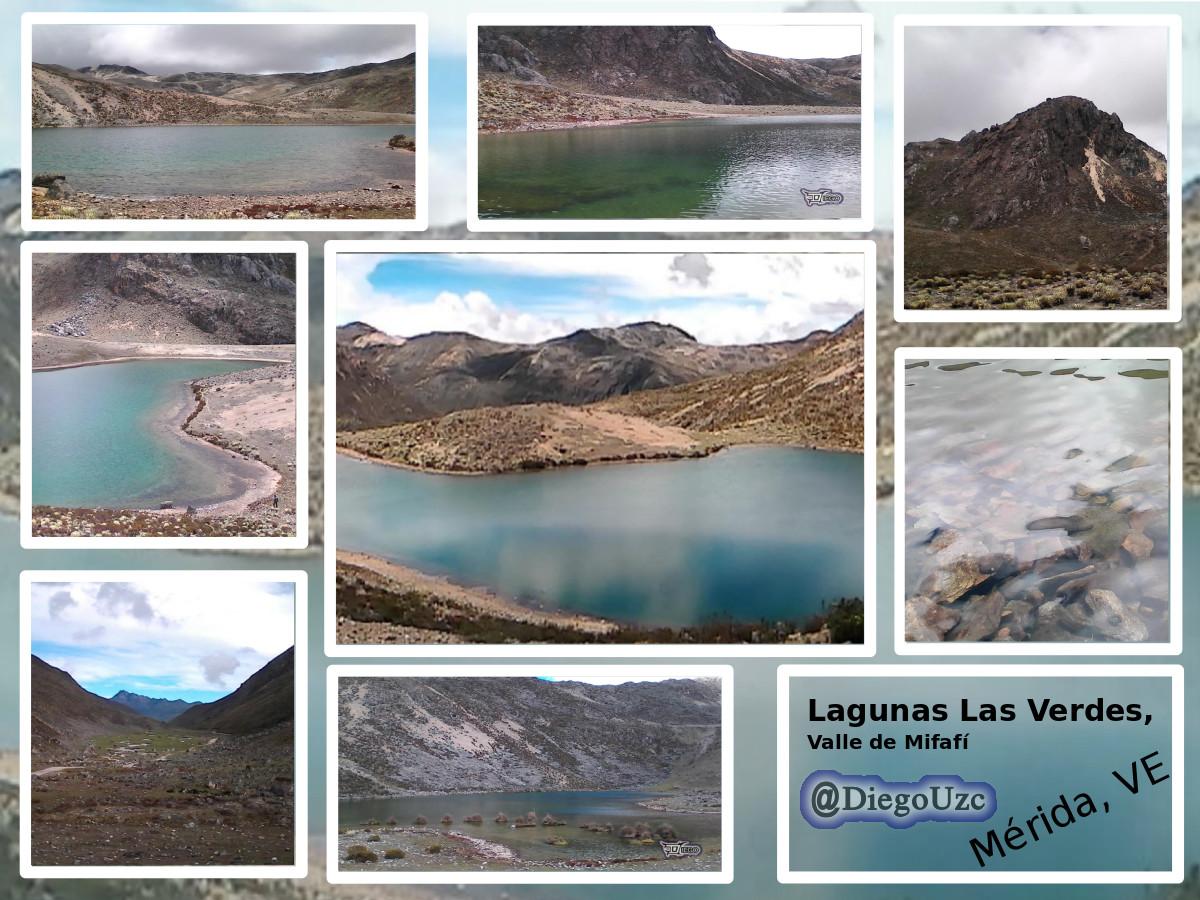 Lagunas Las Verdes - Mifafí #ExplorandoRutasEnMéridaVE