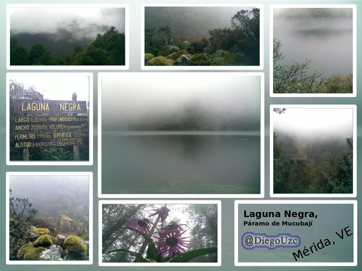 Desde la Laguna Mucubají a la Laguna La Negra #ExplorandoRutasEnMéridaVE