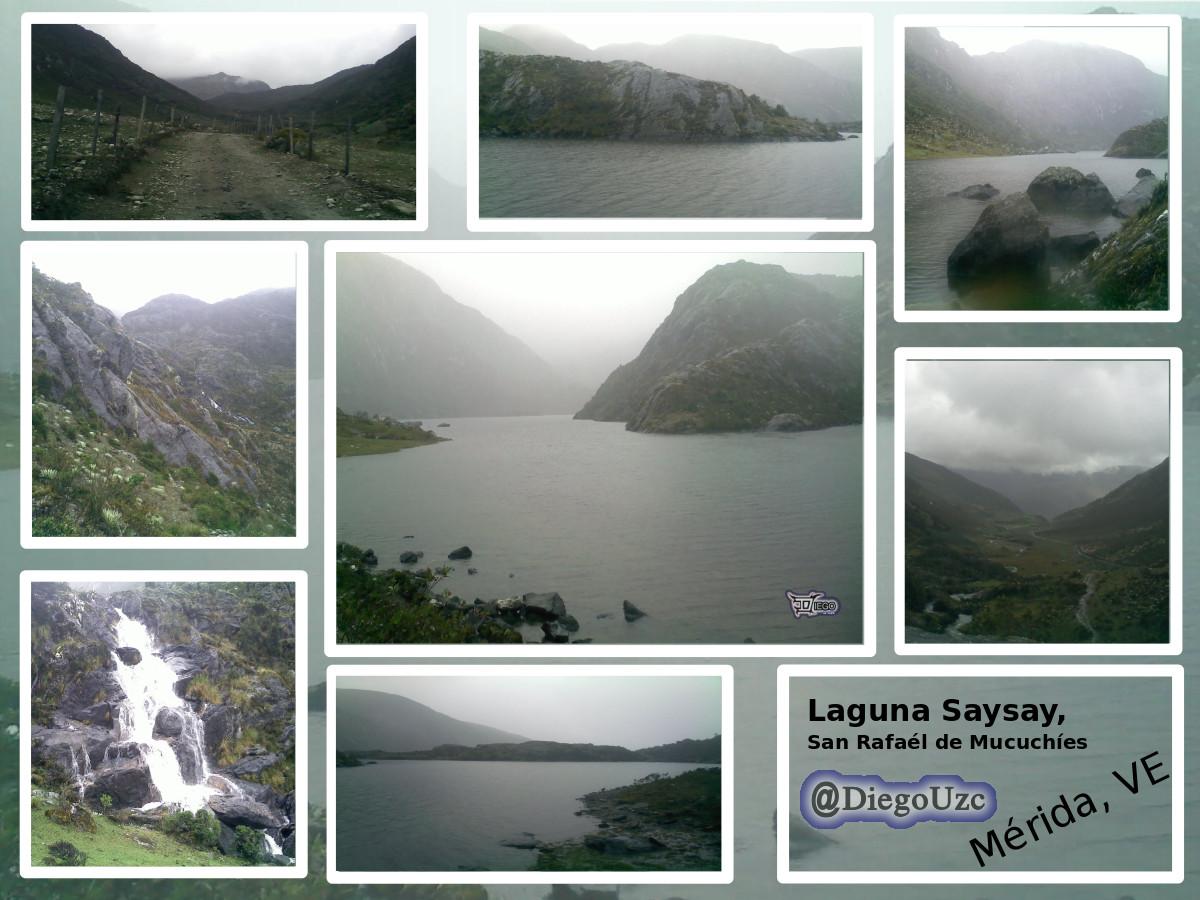 Laguna Saysay (o Laguna El Hoyo) #ExplorandoRutasEnMéridaVE