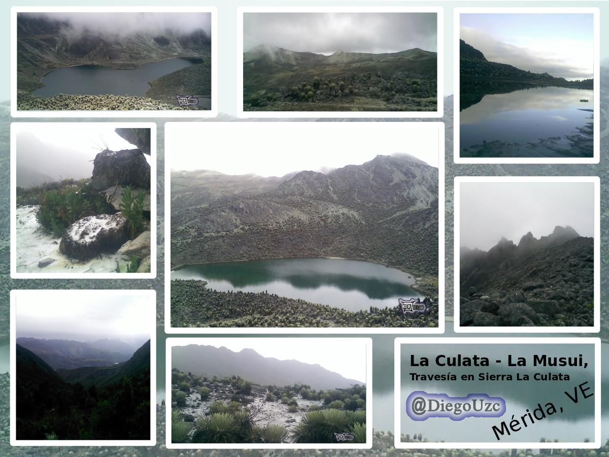 Travesía La Culata - La Musui #ExplorandoRutasEnMéridaVE