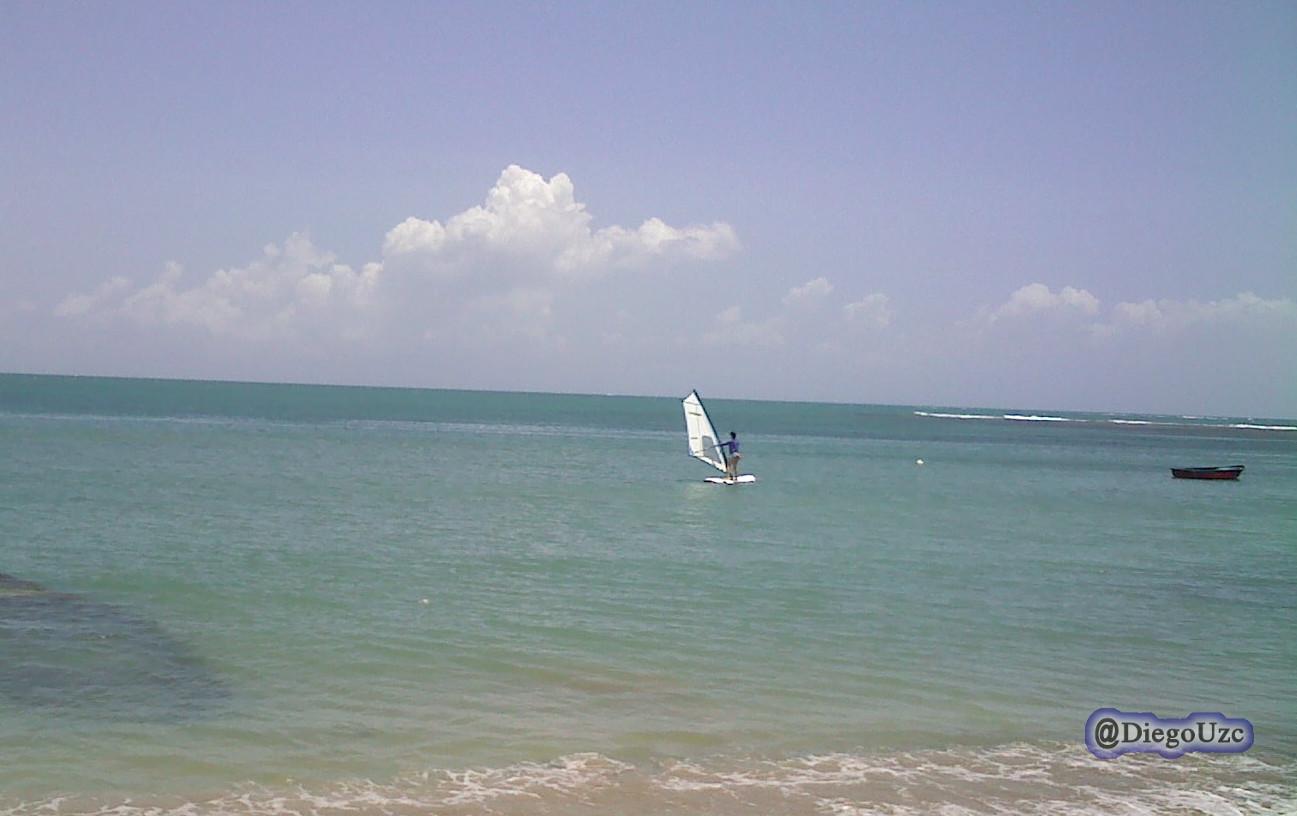 Windsurf en Adicora