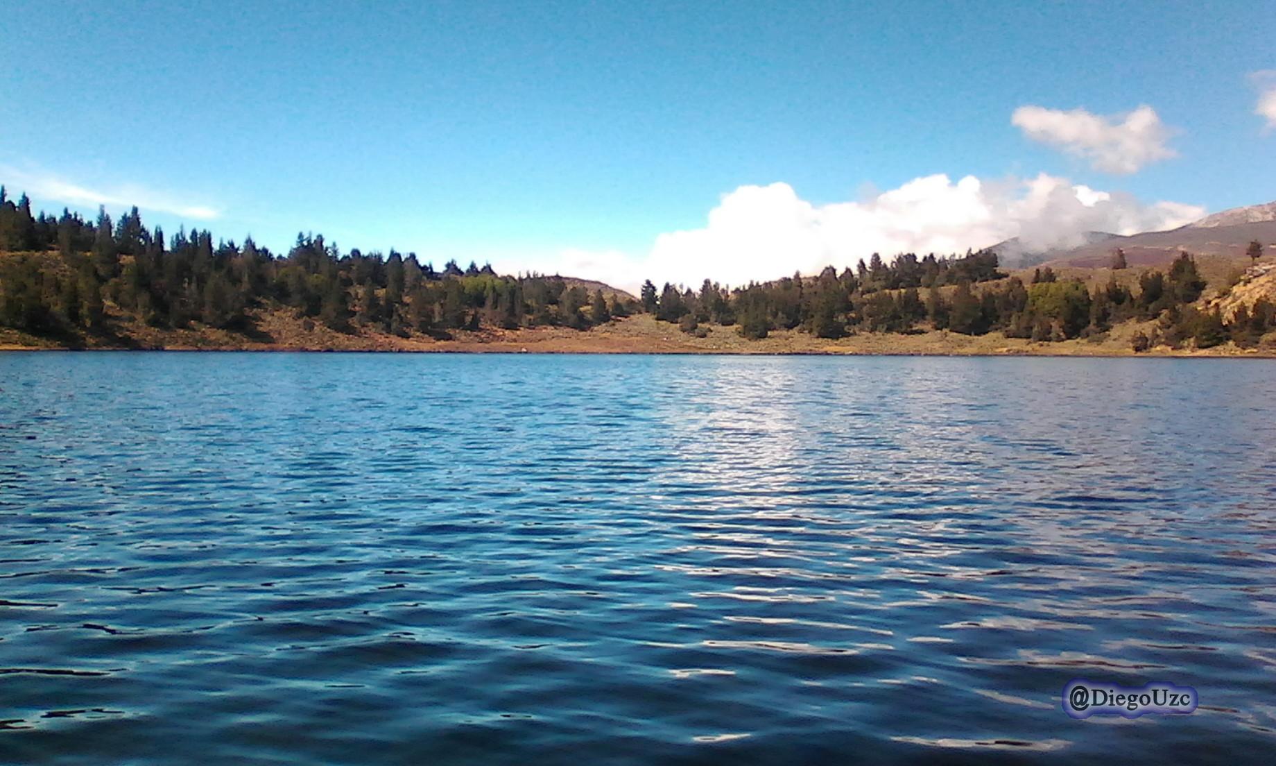Laguna de Mucubají - Sierra de Santo Domingo