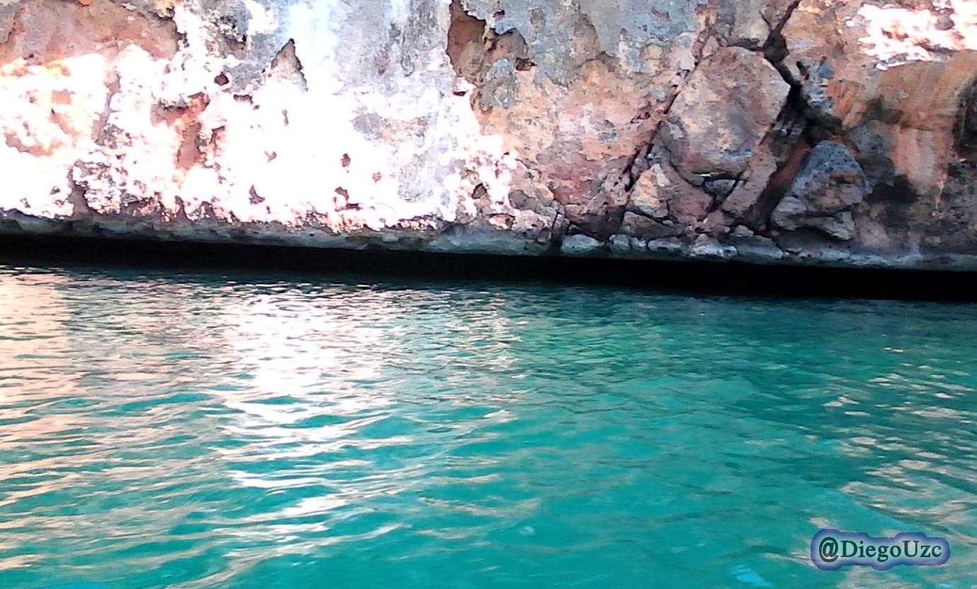 Cuevas Submarinas en Mochima