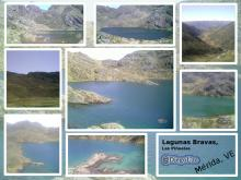 Lagunas Bravas de Las Piñuelas (Gavidía) #ExplorandoRutasEnMéridaVE