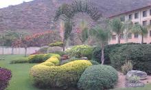 Uno de los Jardínes de Betel Venezuela