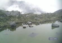 Laguna El Víolin en Micarache