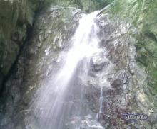 Cascada La Leona en la Mucuy Baja