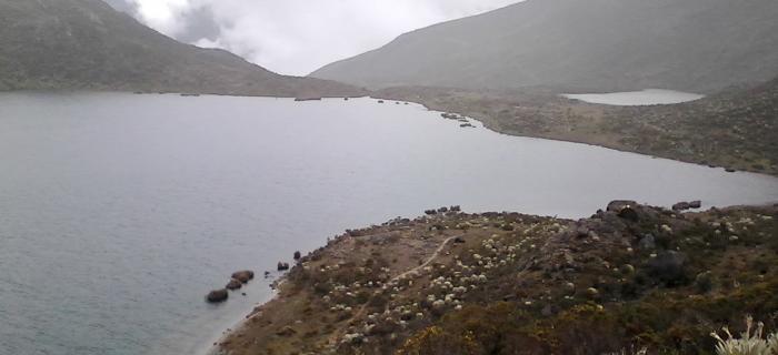 Lagunas Miguagó y Mapire, Misteque - Mérida