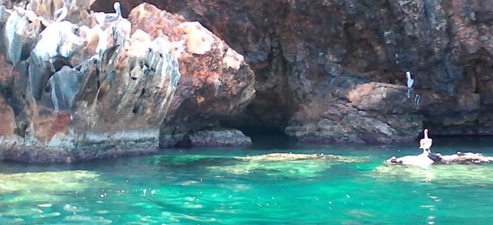 Cuevas Submarinas en el Parque Nacional Mochima